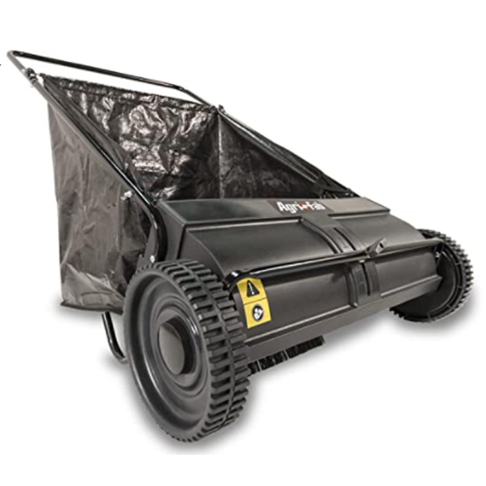 push behind lawn roller