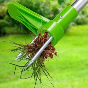 weed pulling tool