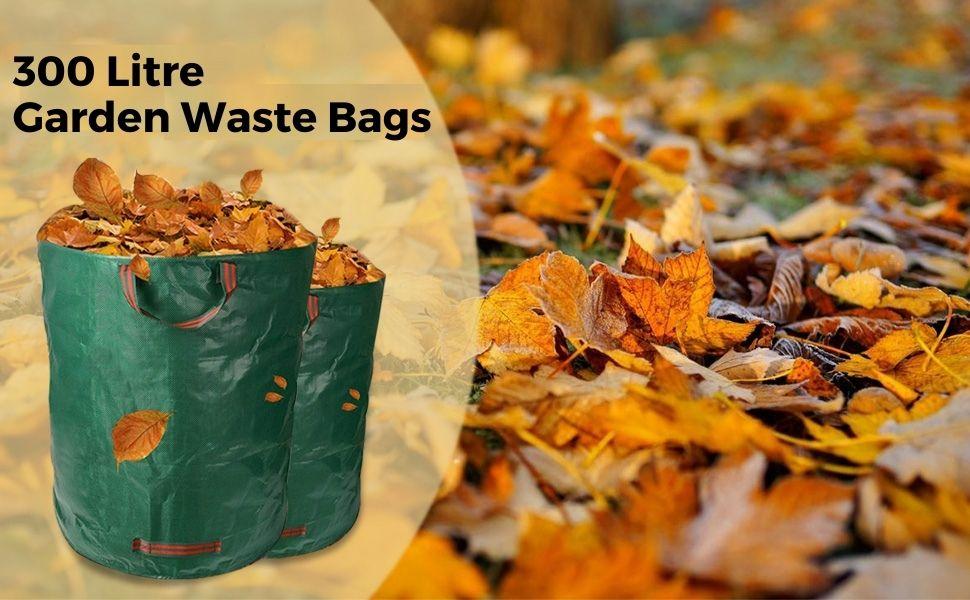 buying garden waste reusable bags online