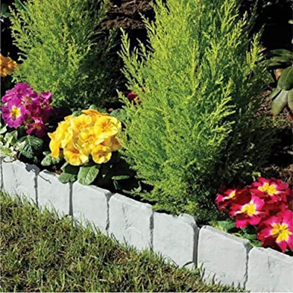 decorative plastic-garden bed borders buy online